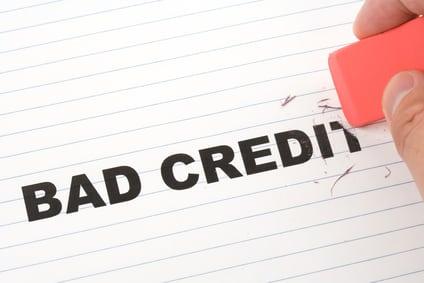 erase bad credit
