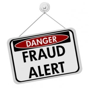 Danger Fraud Alert