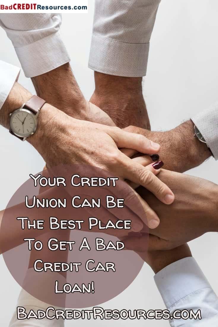 Local Bad Credit Car Loans