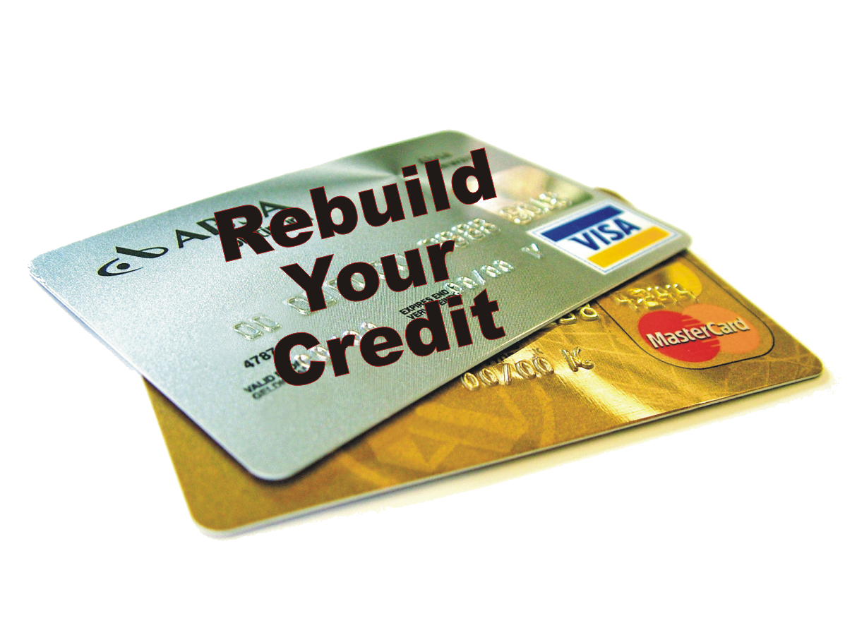 Secured Credit Card Rebuild Credit
