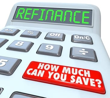 save money thru refinancing