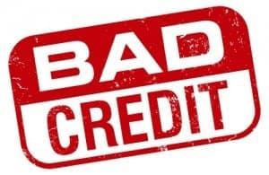 bad credit equipment leasing