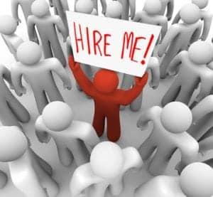 bad credit job hunt