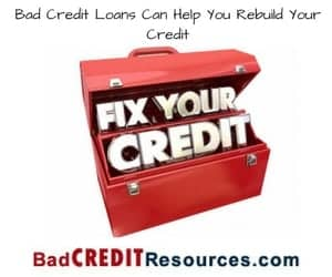 how to get a loan with really bad credit