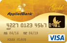 Applied Bank Secured Visa Credit Card