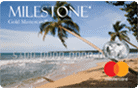 Milestone unsecured mastercard