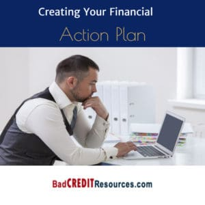 creating your financial action plan